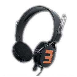 Auscultadores Halfmman Sh-13 New Age Sound Laranja - LIMIFIELD