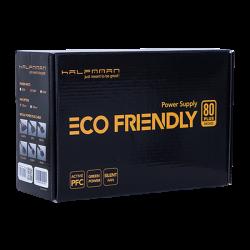 Fonte Alimentação Halfmman 700W Ultra Fx Silent Pci-E Certificada 80Plus