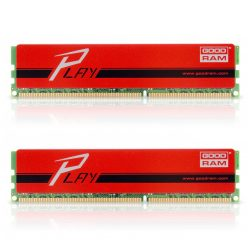 Memoria Goodram Dimm 16GB 1600Mhz Dual Channel Conjunto Play Red Limifield