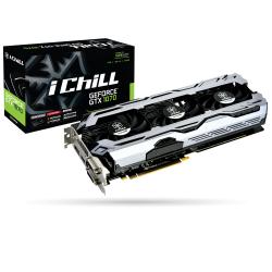 Graphic Card GTX 1070 Inno 3d IChill 8Gb
