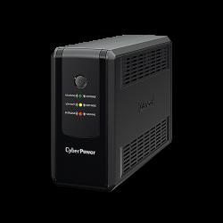 Ups CyberPower 650Va/360W AVR 3 Schuko-Limifield