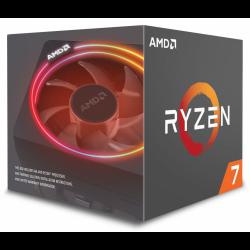 Processador AMD Ryzen 7 2700X 3.7Ghz BOX- LIMIFIELD