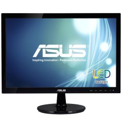 "Monitor Asus 18.5"" Led 1366x768 5Ms Vga - LIMIFIIELD"