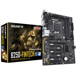 Motherboard GigaByte B250-Fintech Skt 1151 - LIMIFIELD