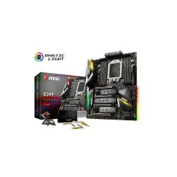 Motherboard MSI X399 Gaming Pro Carbon AC Skt TR4 - LIMIFIELD