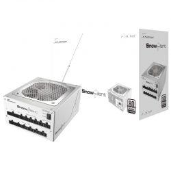 Fonte Alimentação SeaSonic Snow Silent 750W 80+ Platinium Modular - LIMIFIELD