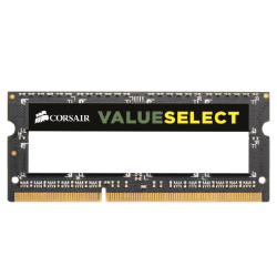 Memoria So-Dimm Corsair Value Select 2Gb 1333Mhz Ddr3 - LIMIFIELD