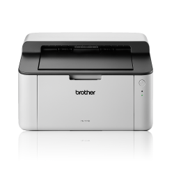 Impressora Laser Brother Monocromática HL-1110 Incl Taxa C. Privada - LIMIFIELD