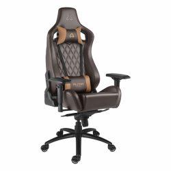 Cadeira Gaming Alpha Gamer Polaris Office Castanha - LIMIFIELD