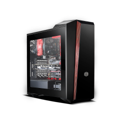 Caixa Atx Cooler Master Masterbox 5T C/Janela - LIMIFIELD