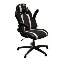 Cadeira Gaming Tacens Mars Gaming MGC2 Preta/Branca - LIMIFIELD