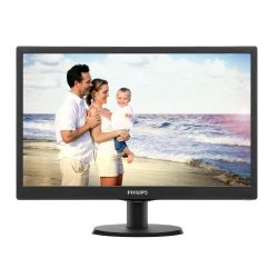 "Monitor Philips V-Line 18.5"" 1366x768 5Ms 60Hz - LIMIFIELD"