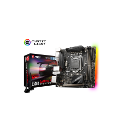 Motherboard MSI Z370I Gaming Pro Carbon AC Skt1151 - LIMIFIELD