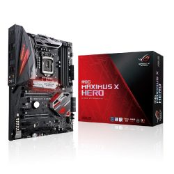 Motherboard Asus ROG Maximus X Hero Skt 1151 - LIMIFIELD