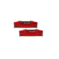 Memoria Dimm GSkill RipJaws 16Gb (2x8Gb) 2400Mhz Vermelha - LIMIFIELD