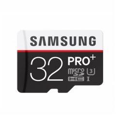 Micro Sdhc Samsung Pro+ 32Gb Class 10 c/adaptador - LIMIFIELD