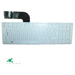 Teclado Portátil HP 15-P Series Branco 762530-131