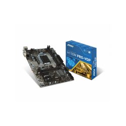 Motherboard MSI H110M PRO-VDP - LIMIFIELD