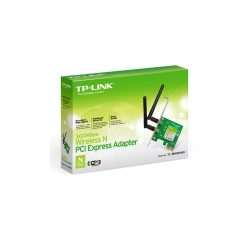 Placa de Rede TP-Link Pci-e Wireless 300Mbits - LIMIFIELD