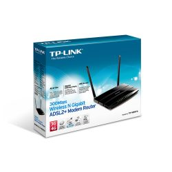 Router Tp-Link 2.4Ghz 300Mbits Wireless c/Usb - LIMIFIELD