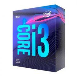 Processador Intel Core I3-9100F Skt 1151