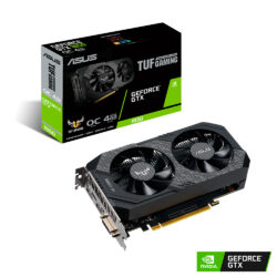 Placa Gráfica Asus GTX1650 TUF Gaming OC 4Gb