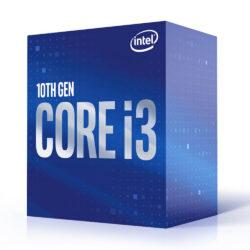 Processador Intel Core I3-10100 3.6Ghz Skt 1200