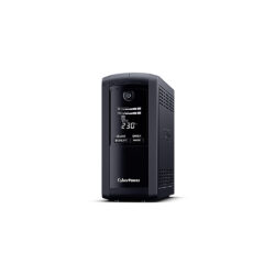 Ups CyberPower 700VA/390W Line Interative com Lcd - Limifield