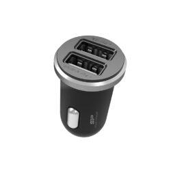 Carregador de Carro SiliconPower 2.1A CC102P