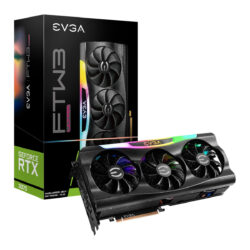 Placa Gráfica EVGA GeForce RTX 3070 FTW3 Ultra Gaming 8Gb