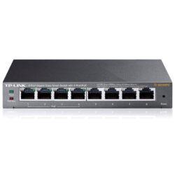 Switch TP-Link 8Portas Gigabit c 4POE