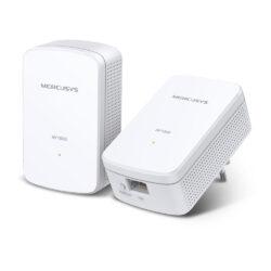 Powerline MERCUSYS 1000Mbps para Pc's IPTV's Consolas